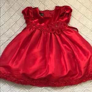 Other - Baby girls dress and headband